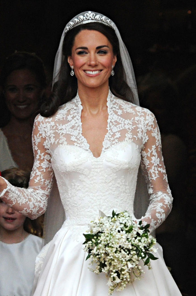 Girls, post what kind of bridal dress you want to wear/wore on your wedding day?