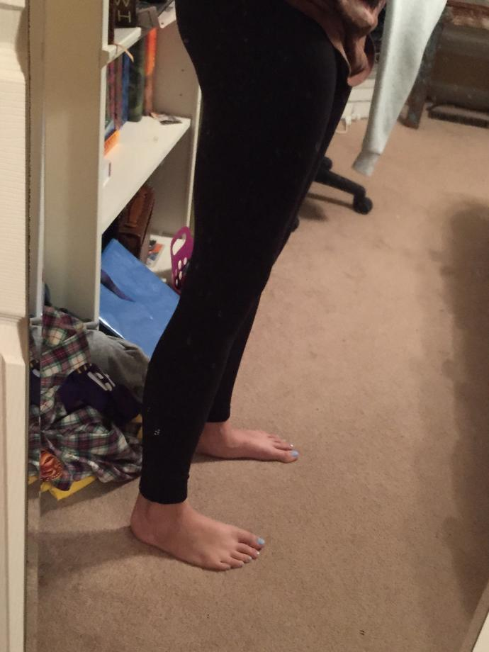 Guys, Are my butt and legs hot or not? Be honest please?