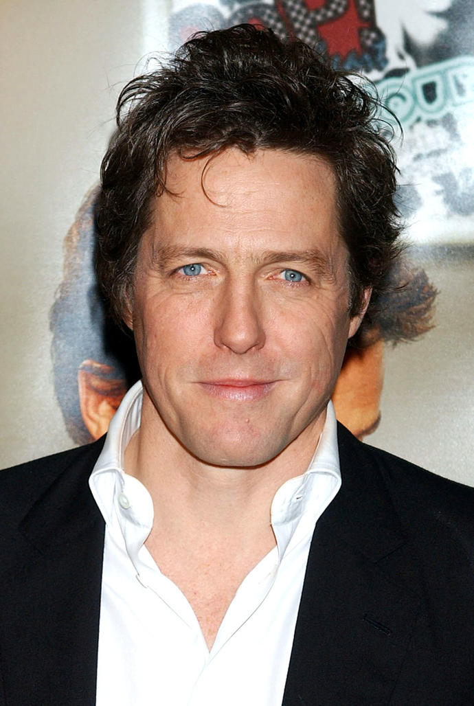 Is it me or is Hugh Grant the most annoying British actor?