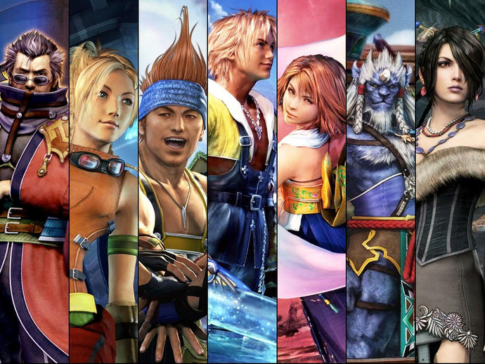 have you played final fantasy 10?