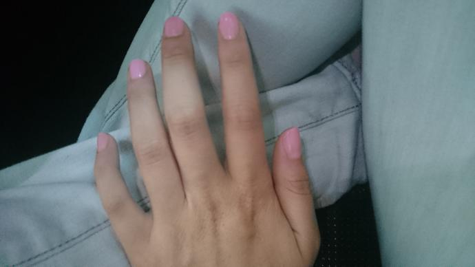 Is this nail color ugly?