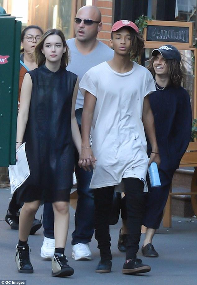 Don't you hate Jaden Smith?