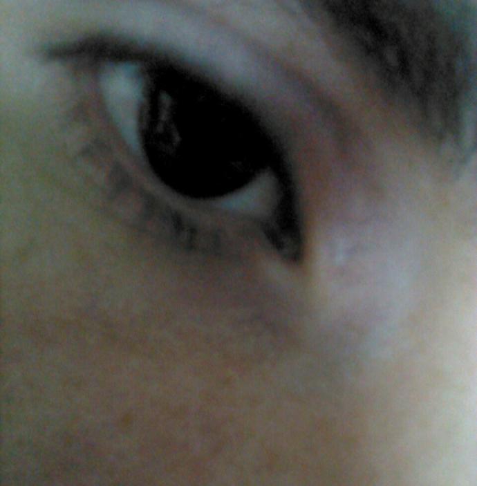 Girls, do you like my eye color (pics)?