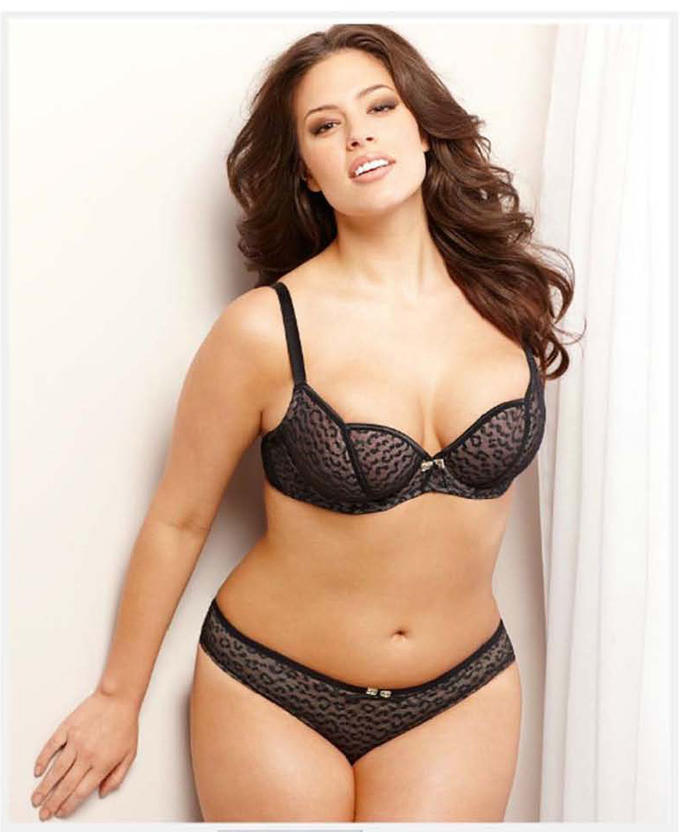 Guys, would you do/date Ashley Graham?