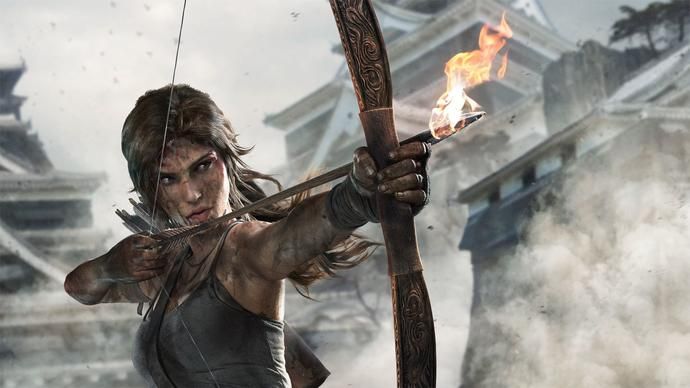 Are you a Tomb Raider/Lara Croft (video game) fan?