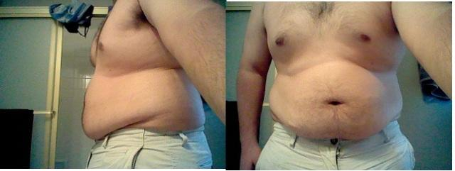 Am I out of shape (pics)?