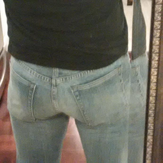 Girls, rate my bum (tush) please?