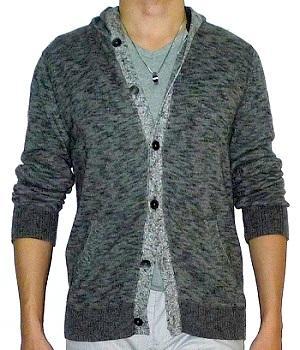 Girls, do you like marled fabric on guys?
