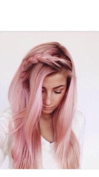 Girls, Should I dye my hair for breast cancer awareness?