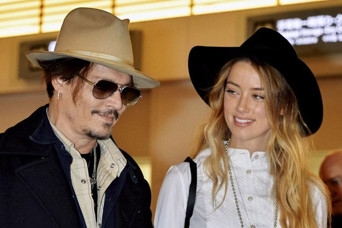 Has anyone lost some respect for Johnny Depp after he married a girl 23 years younger?