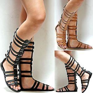 Girls How Many Of You Wear Those Like Calf Sandals Roman Ancient