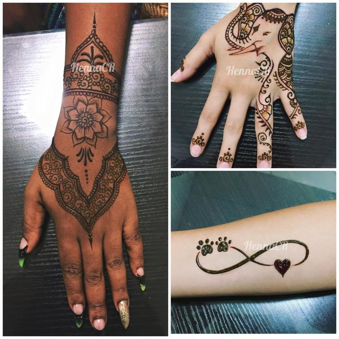What do you think of henna tattoos?