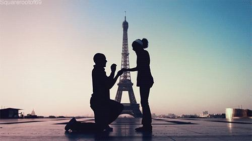 What's the minimum you'd wait before proposing or accepting a proposal?