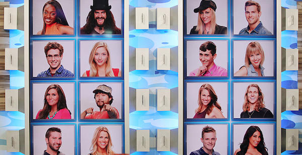 We have some things to discuss... Who's been watching Big Brother this season?
