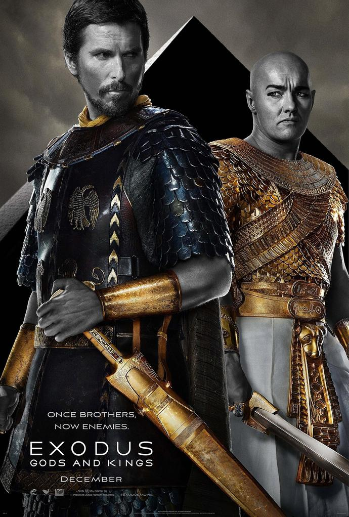 Is Exodus: Gods and Kings a good movie?