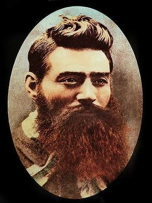 What do you think about Ned Kelly?