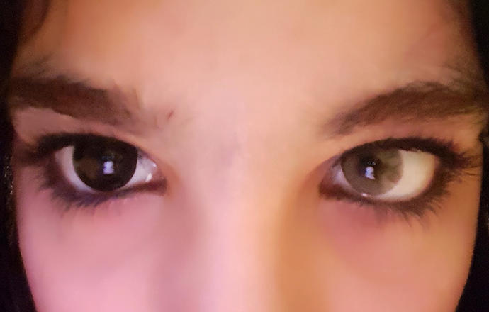 How is my eyes lol?