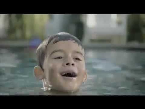 What would you do if you were in a pool and some kid came up to you and said he just peed near you?