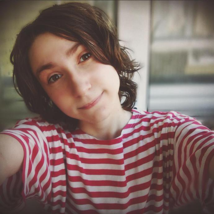 Hey!How do i look?