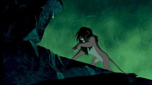 Is Scar from the Lion King gay?