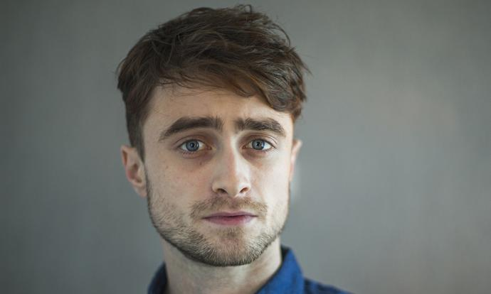 Am I the only one that thinks that Daniel Radcliffe looks like Harry Potter?