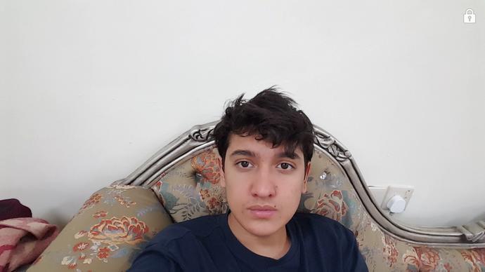 Girls, Do I look stressed?