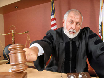 Are judges the most judgmental people?