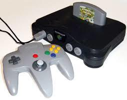 Who still has a Nintendo 64 or DS?