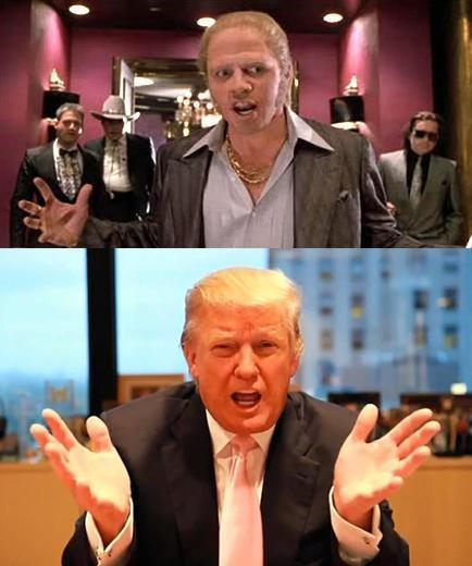 Is Donald Trump Biff Tannen from Back to the Future?