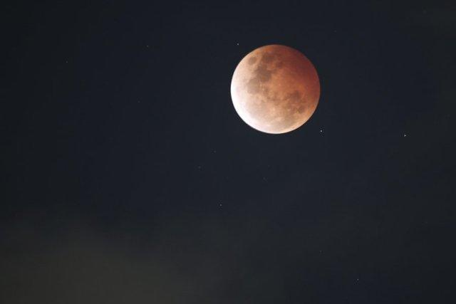 Are you going to watch the Supermoon Lunar Eclipse?