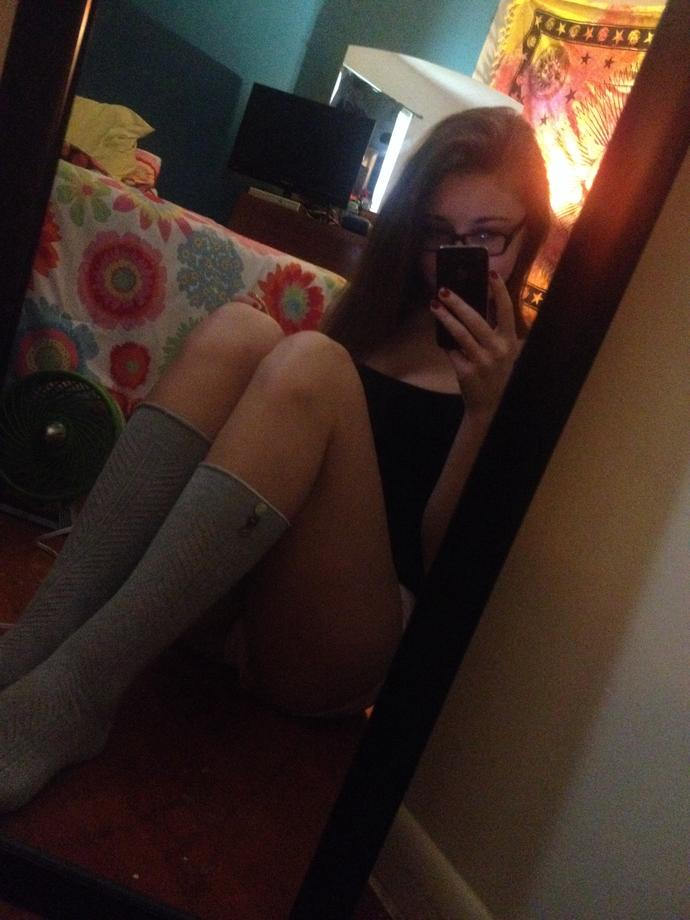 Are these socks cute or slutty?