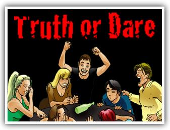 Have you ever told a lie during a game of Truth or Dare? What was it and why?