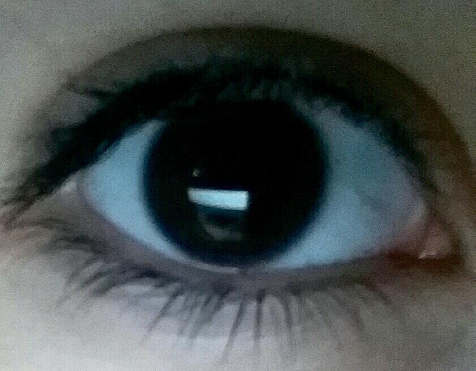 What's my eye color?