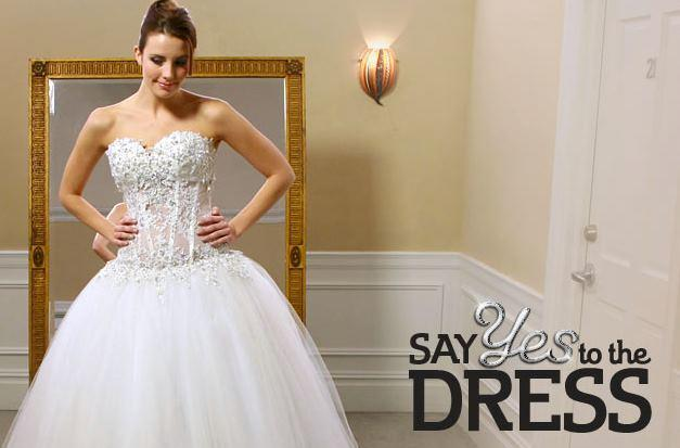 Girls, do you watch Say Yes to the Dress?