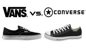 Converse vs Vans, which is better?