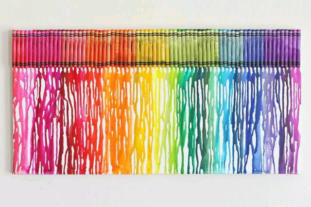 If you could paint your world with one colour, what will it be?