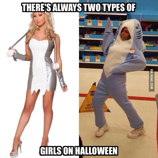 Try to be honest, right or left which one would you choose? Girls, which one are you?