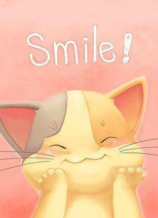 _____ makes me smile?