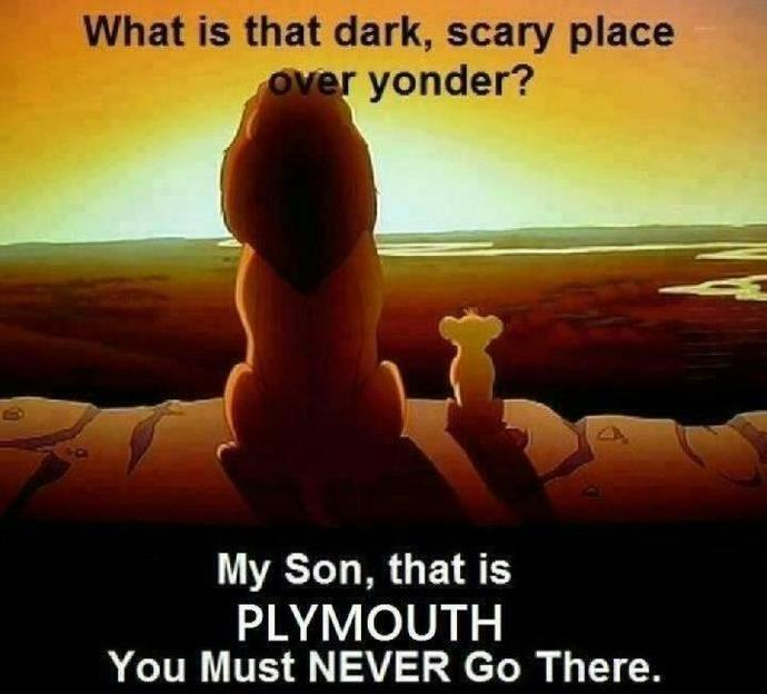 Where is your scary place?