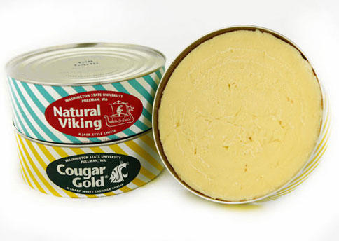 Would you eat canned cheese?