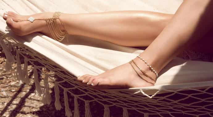 Do you find ankle bracelets appealing?