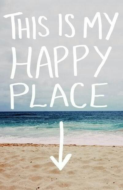 what is your happy place?