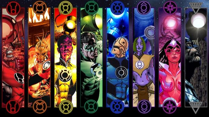 Which Lantern Corps would you join?