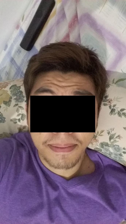 Is my facial hair ok?