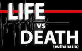 Euthanasia: Is it Killing or Caring?