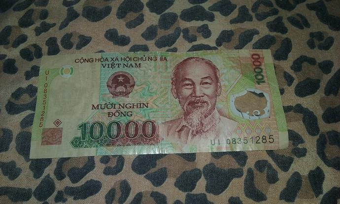 I found this bill what kind of bill is this?