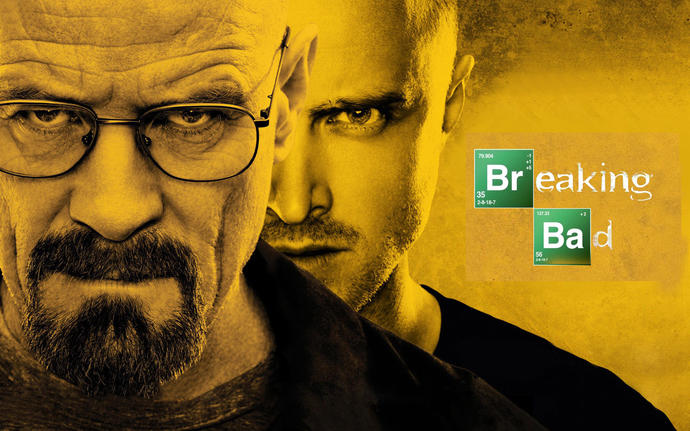 Which of AMC's two best TV series do you prefer more, Breaking Bad or The Walking Dead?