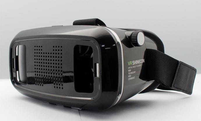 Any VR Shinecon 3D Glasses user here?