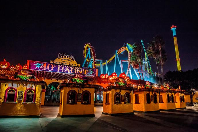 California, your favorite Halloween Event Theme Park?
