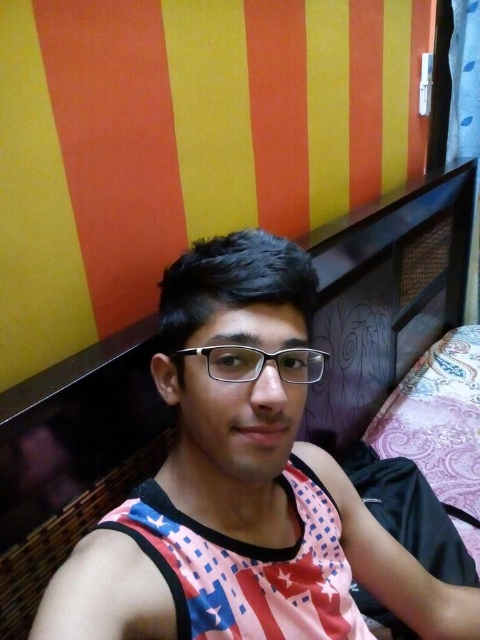 How do I look ladies and gentlemen??